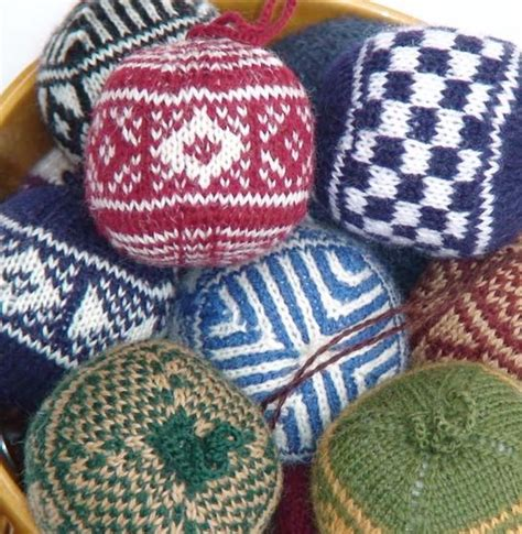 knitting colorwork colorwork ornaments knitting patterns and crochet