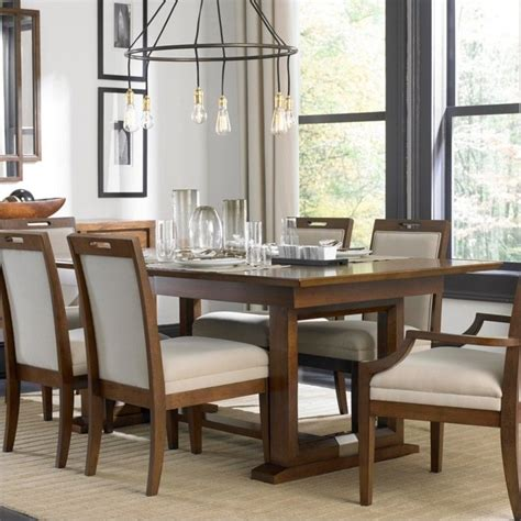 broyhill suede dining table 8051 dining table kit