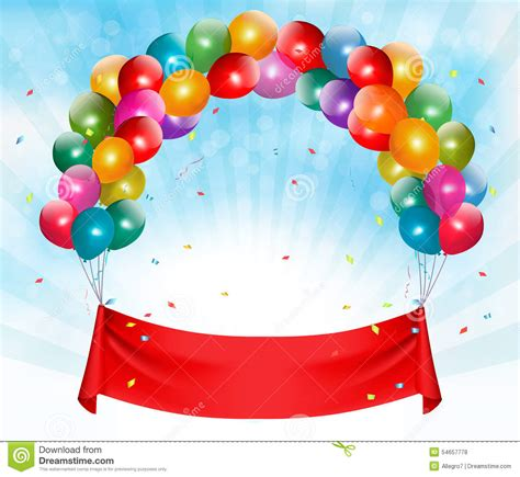 happy birthday banner design hd happy birthday banner background stock vector image