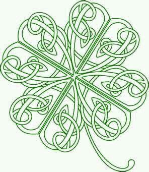 Leaf Knot Top best 20 celtic clover tattoos ideas on four leaf clover three leaf clover