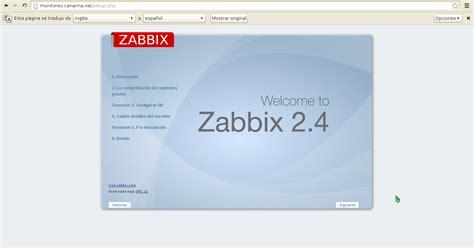 Tutorial Zabbix 2 4 Debian | administraci 243 n de servicios y soporte en linux debian
