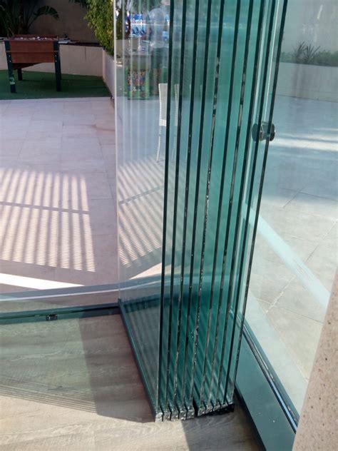 cortinas de plastico para terrazas cortinas de cristal plegalia