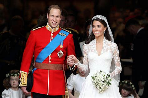 prince william and kate prince william and kate wedding pictures a look back