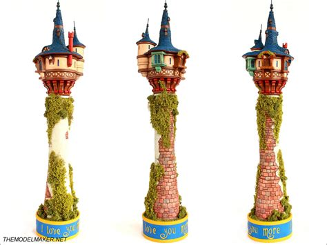 House Blueprint Maker rapunzel tower model from tangled themodelmaker