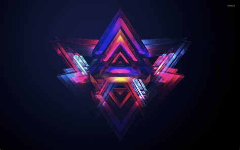 abstract wallpaper triangle translucent triangles wallpaper abstract wallpapers 16239