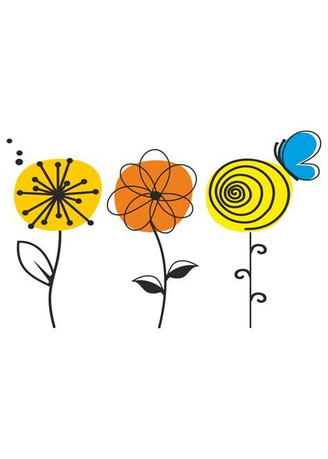 immagini fiori stilizzati fiori stilizzati custom idea