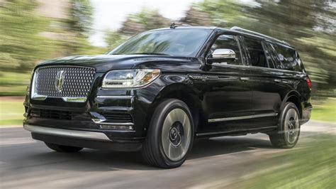lincoln navigator back 2018 lincoln navigator review reclaiming what cadillac