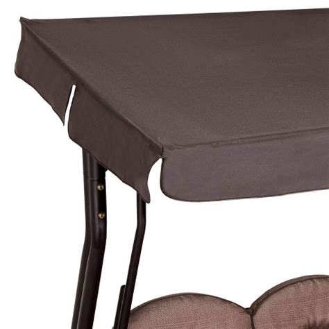 replacement canopy  living accents  person deluxe