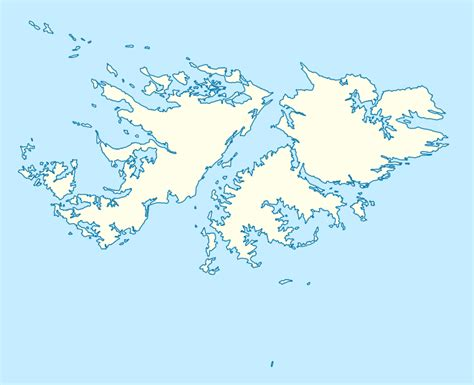 history of the falkland islands wikipedia the free file falkland islands location map svg wikimedia commons
