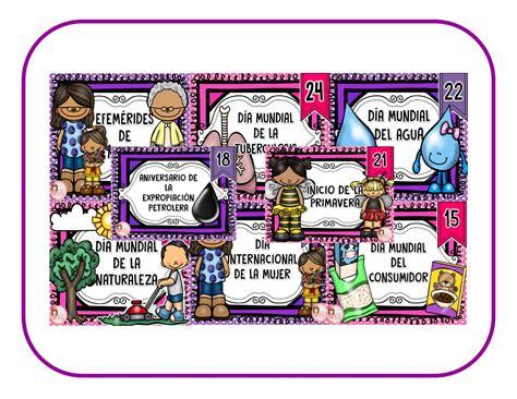 imagenes educativas marzo efem 233 rides del mes de marzo did 225 ctica educativa