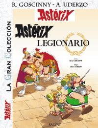 ast 233 rix legionario la gran colecci 243 n editorial bru 241 o