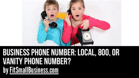 What Is A Vanity Phone Number by Business Phone Number Local Phone Number 800 Number Or Vanity Numb