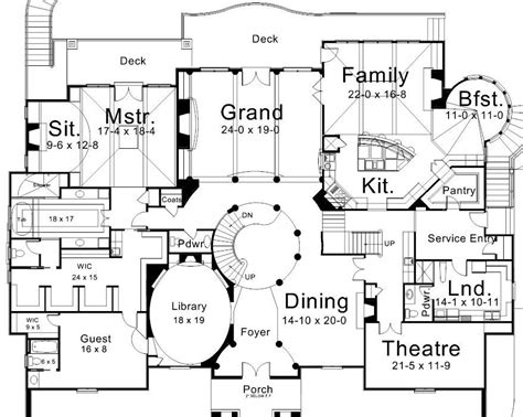 house plan details european house plan with 5 bedrooms and 5 5 baths plan 6020