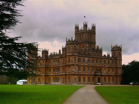panoramio photo of highclere castle