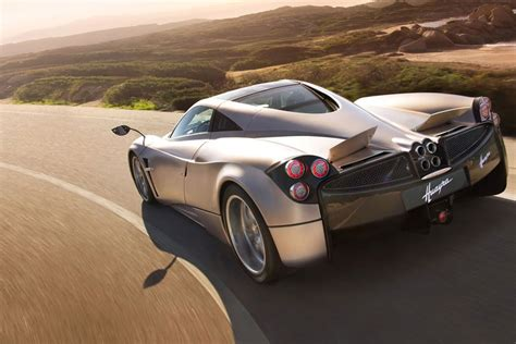 2011 pagani huayra review specs pictures price 0 to 60