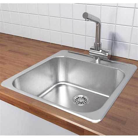 Above Counter Kitchen Sinks Mount Farmhouse Sink Apron Kitchen Sinks Ikea Drop In On Granite With Overmount Kitchen