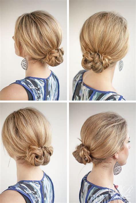 hair styles for a run hair romance 30 buns in 30 days day 13 braided bun