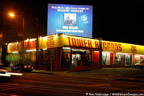 Records California Tower Records Photos