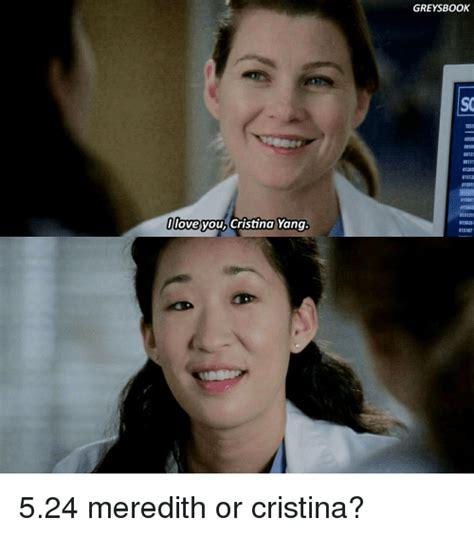 Meredith Meme - 25 best memes about cristina yang cristina yang memes