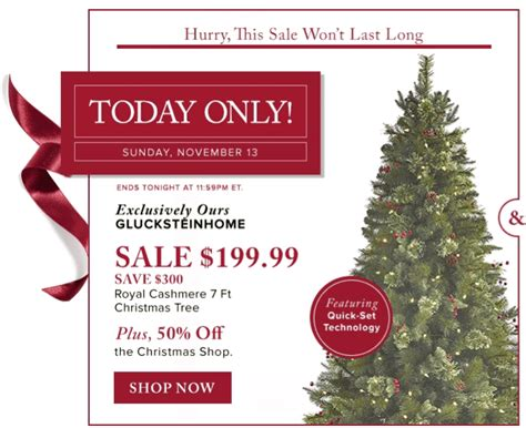 hudson bay christmas tree ads hudson s bay canada pre black friday 1 day sale today only save 300 on royal 7ft