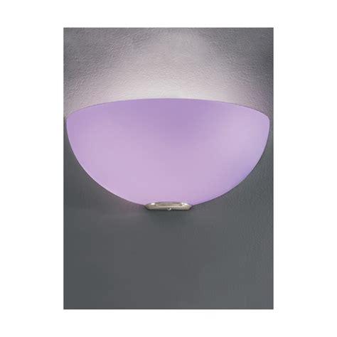 Franklite Wb060 951 Vetross Wall Light Lilac Ultra Lilac Lights