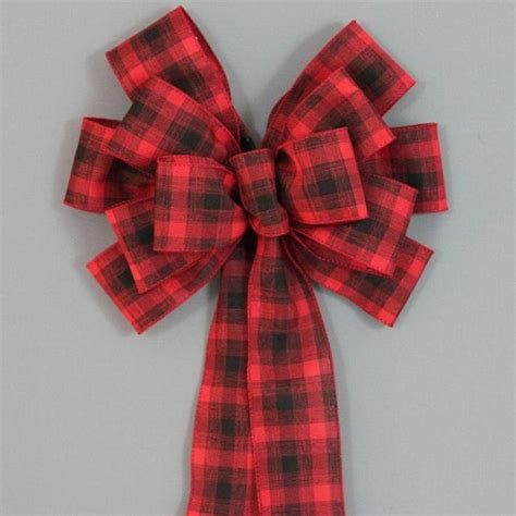 1000 ideas about christmas bows on pinterest christmas