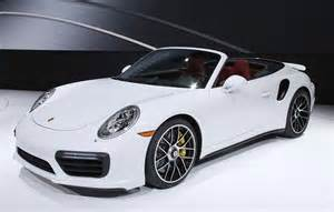 Porsche Turbo Porsche Introduces New 911 Turbo Turbo S