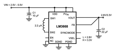single inductor buck boost converter ti s electrical engineering homepage eeweb community