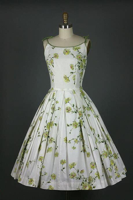 Woran Erkenne Ich Elfenbein by Vintage Kleid 50er
