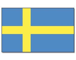 flag sweden animated flag gif