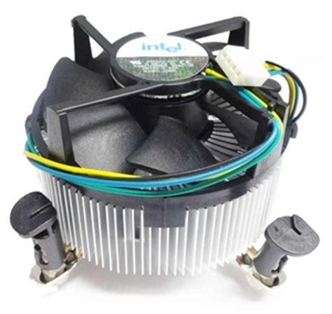 intel 775 cpu fan intel d34223 001 original heatsink fan assembly cpu