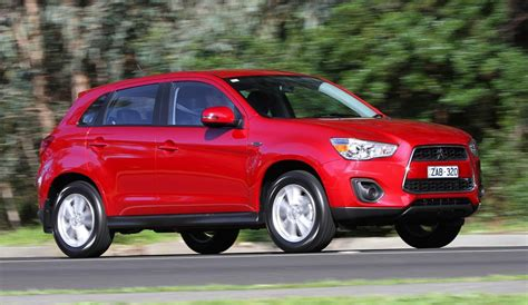 mitsubishi asx 2014 2014 mitsubishi asx features mechanical tweaks