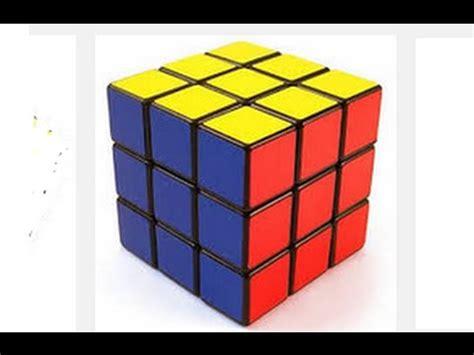 tutorial cubo rubik paso a paso como armar el cubo rubik paso a paso facil youtube