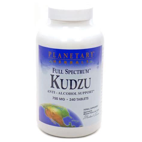Spectrum Weymouth Detox Phone Number by Kudzu Spectrum By Planetary Herbals 240 Tablets