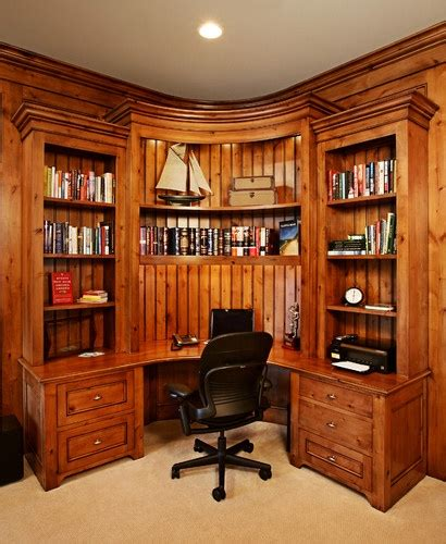 Perhaps A Basement Office For The Home Pinterest Basement Home Office Ideas