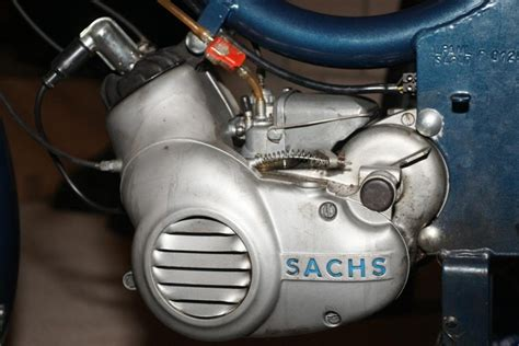 Sachs Motorrad Motoren by Powerdynamo F 252 R Sachs 50 2 Motor Z B Ktm Pony