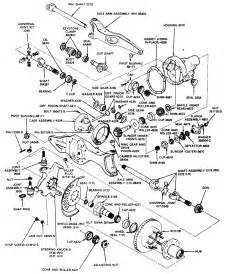 f150 1992 spindle diagram f150 free engine image for