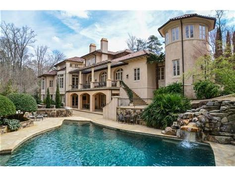 truly one of a luxury home in atlanta