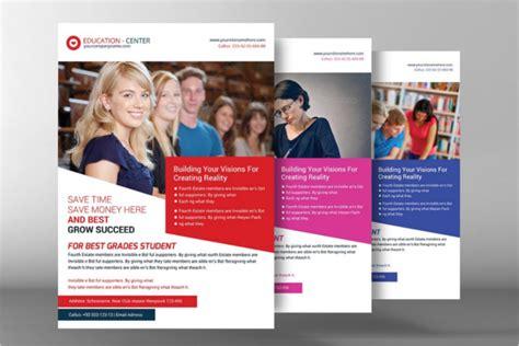 flyer design university 50 education flyer templates free premium designs