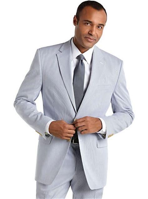 by ralph blue seersucker suit s wearhouse got