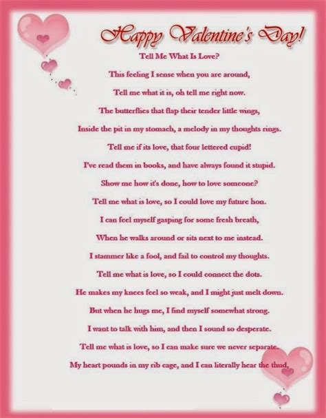 boyfriend poems for valentines day s day 2015 happy valentines day