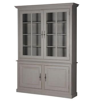 tringles à rideaux 740 vaisselier 2 vitrines tosca k a c meubles vaisselier k a c