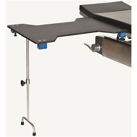 Carbon Fiber Table by Hourglass Carbon Fiber Arm Surgery Table Mid