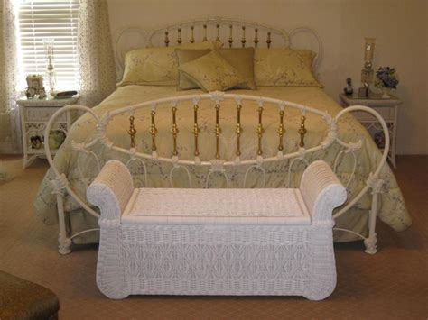 white rattan bedroom furniture white rattan bedroom furniture the beautiful and design