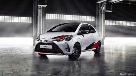 Toyota Csr News 2017 Toyota Yaris Grmn Yaris Gazoo Ed