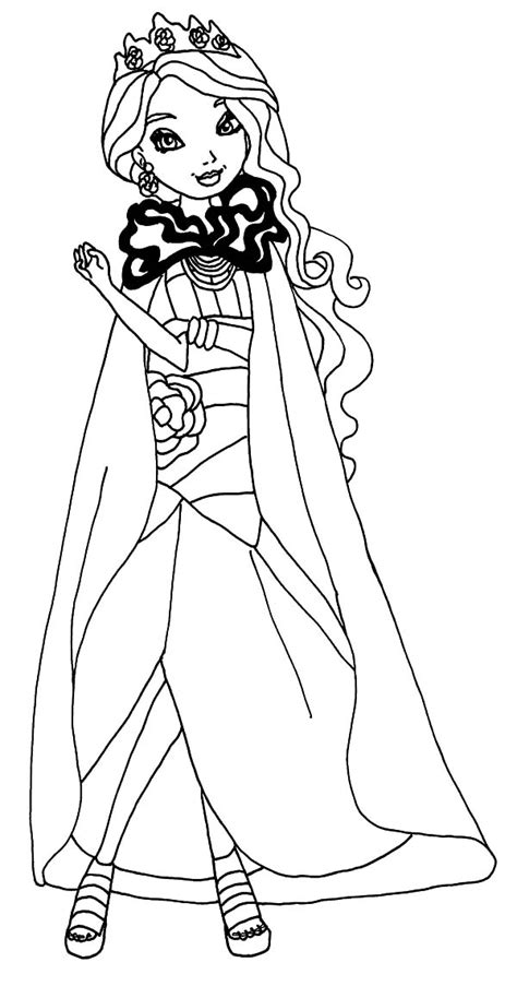 ever after high coloring pages legacy day ever after high legacy day coulering free colouring pages