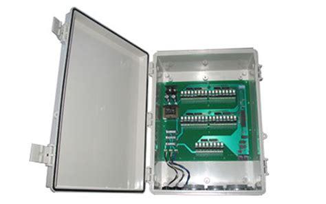 computerized christmas lights controller