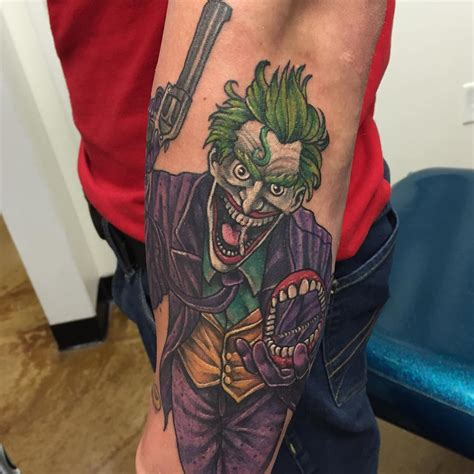 joker batman tattoo designs 100 best batman symbol tattoo ideas comic superhero 2018