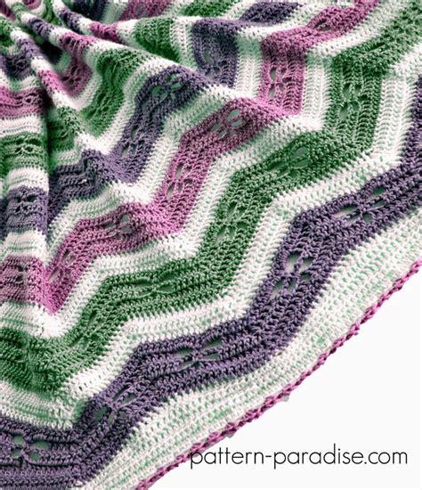 pinterest dragonfly pattern free crochet pattern dragonfly chevron baby blanket on