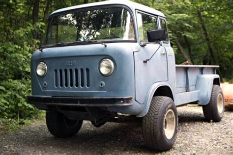 Fc 170 Jeep 1957 Jeep Fc 170 Snow Plow Included